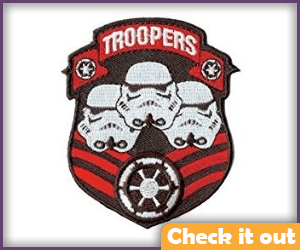 Clone Trooper Patch.