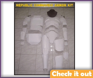 Republic Commando DIY Armor.