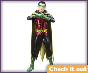 Damian Wayne Figure.