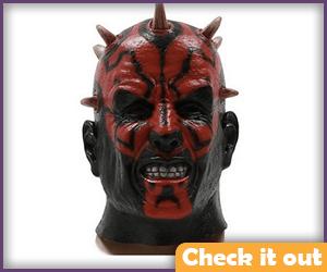 Darth Maul Angry Mask.