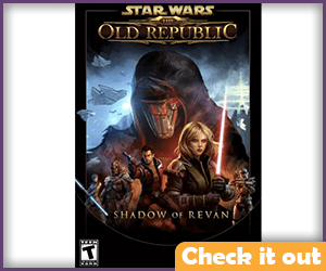 Star Wars: The Old Republic - Shadow of Revan PC Game.