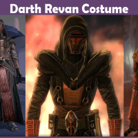 Darth Revan Costume - A DIY Guide