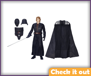 Anakin to Darth Vader Figure.