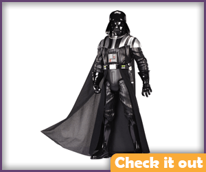 "Darth Vader 31"" Figure."