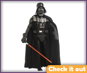 Darth Vader Sideshow Figure.