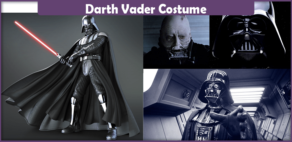 Darth Vader Costume U2013 A DIY Guide