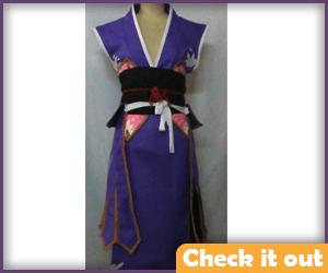 Erza Kimono Outfit.