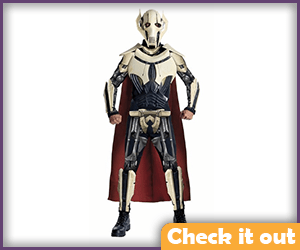 General Grievous Costume Adult.