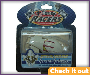 General Grievous Disney Racer.