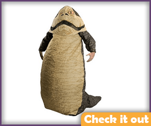 Jabba the Hutt Costume Set.