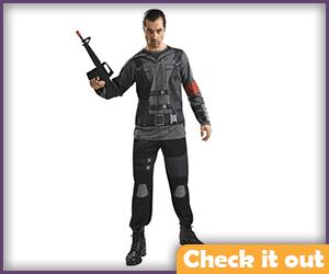 Terminator 4 Adult Costume.