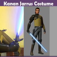 Kanan Jarrus Costume - A DIY Guide