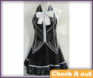 Lucy Black Dress.