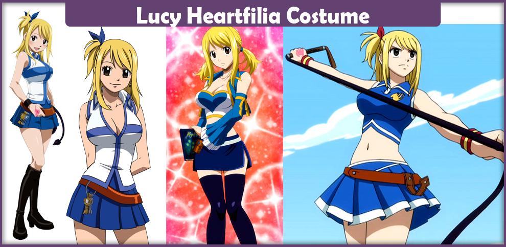 Lucy Heartfilia Costume – A DIY Guide