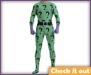 Riddler Bodysuit.