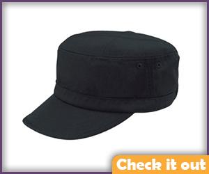Black GI Cap.
