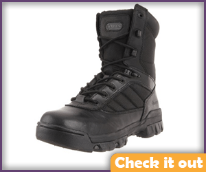 Black Women's Tactical Boots.