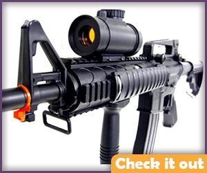 Prop Machine Gun.