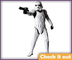 Stormtrooper Costume Adult Set.
