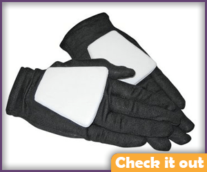 Children's Stormtrooper Gloves.