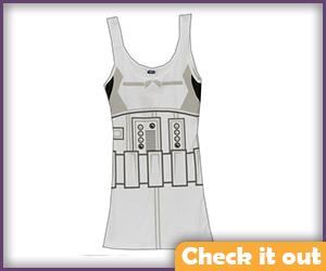 Stormtrooper Tank Top.