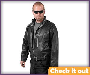 Terminator Leather Jacket.