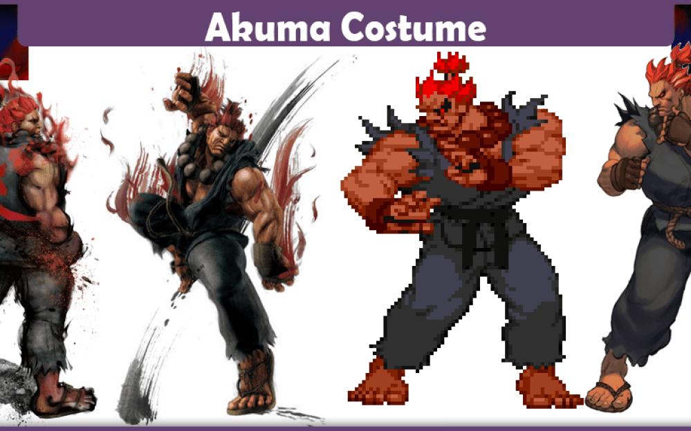 Akuma Costume A Diy Guide Cosplay Savvy