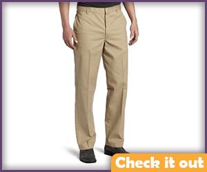 Khaki Pants.