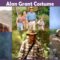 Alan Grant Costume - A DIY Guide
