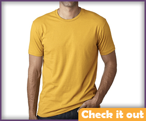Golden Yellow Tee.