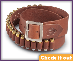 Bullet Belt with Shells.