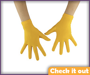 Yellow Gloves.