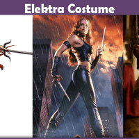 Elektra Costume - A DIY Guide