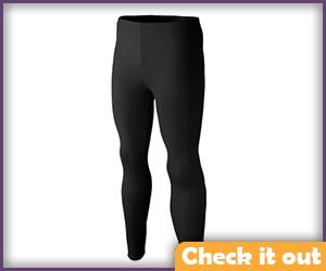 Black Compression Pants.