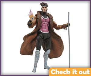 Gambit Diamond Select Toys Figure.