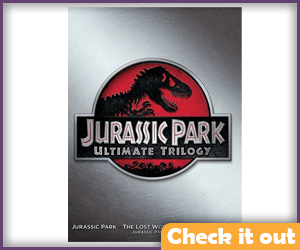 Jurassic Park Original Trilogy.