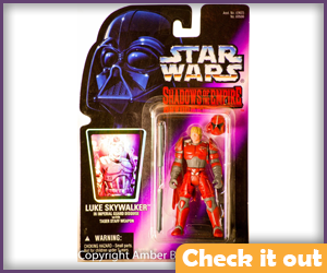 Luke Imperial Guard Disguise Figure.