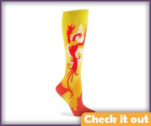 Phoenix Socks.