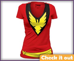 Phoenix Costume Tee.