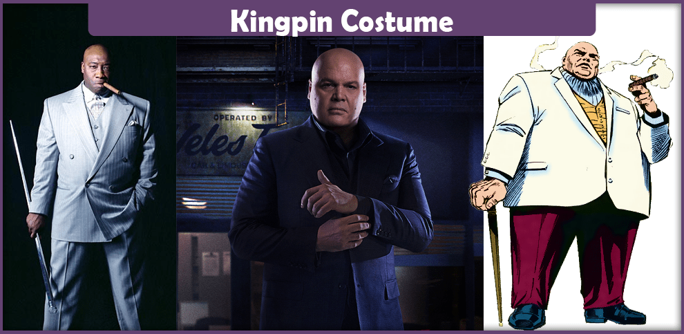 Kingpin Costume – A DIY Guide