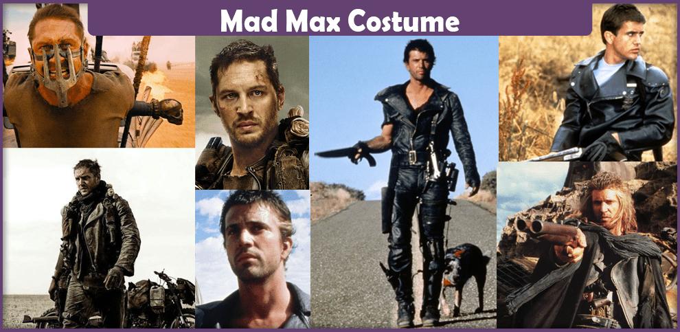 Mad Max Costume