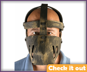 Mad Max Torture Mask.