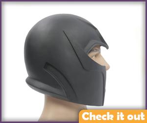 Magneto Costume DOFP DIY Helmet.
