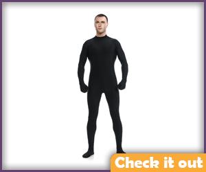 Black Bodysuit.