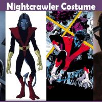 Nightcrawler Costume - A DIY Guide
