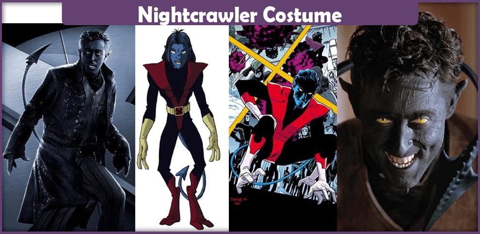 Nightcrawler Costume