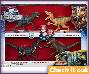Raptor Figure Set.