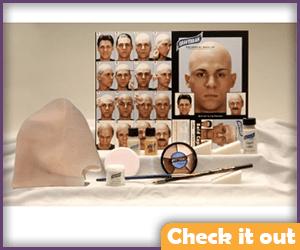 Professor X Costume Bald Cap Kit.