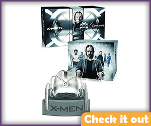 X-Men Dvd Set.