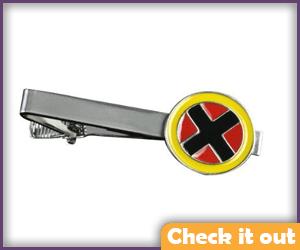 X-Men Tie Clasp.